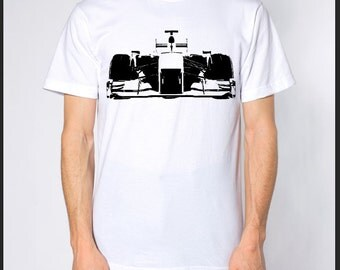 Formula 1 Race Car T-Shirt