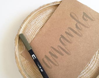 Custom Calligraphy Envelopes ~ Custom Envelope Addressing ~ Customized Wedding Envelopes ~ Customized Bridal Party Addressed Envelopes
