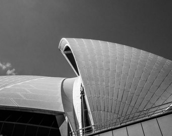 Sydney, NSW - Opera House Wings