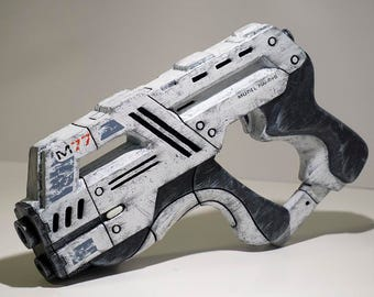 Mass Effect M-77 Paladin Cosplay Pistol