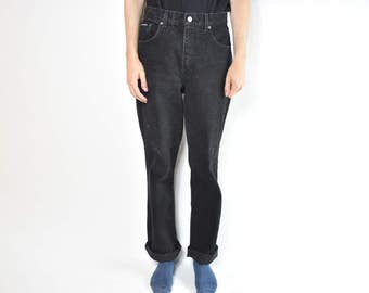 Vintage Black NY Jeans Mom Jeans