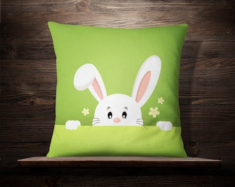 Easter Bunny Pillow | Bunny Pillow | Bunny Gift | Bunny Throw Pillow | Bunny Decoration | Easter Bunnies | Easter Pillow | Easter Decoration