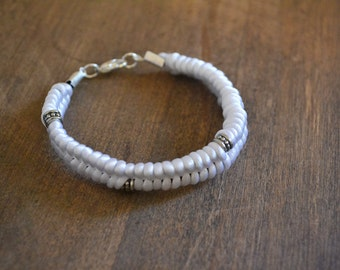 Braided rope 2 mm bracelet