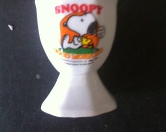 VINTAGE SNOOPY 1958/1965 EGG Cup