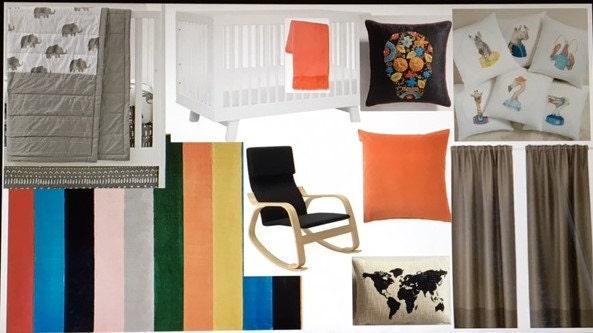 World Traveler - Nursery and home design service, I design it, you ...