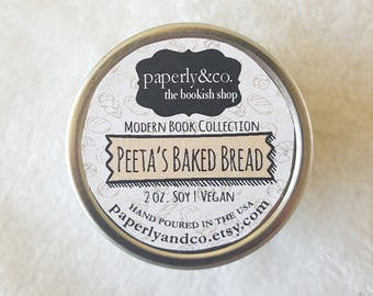 Peeta's Baked Bread 2oz. Mini Candle