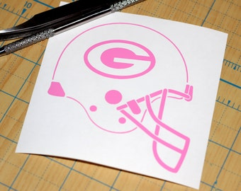 Green Bay Packers Vinyl Sticker | Packers Decal