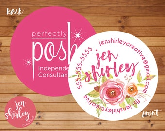 business cards perfectly posh card branding marketing business calling cards