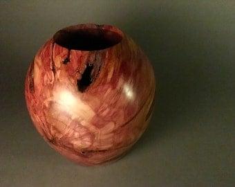 Apple wood Vessel
