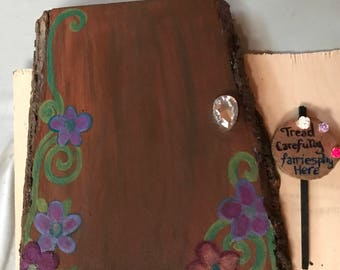 Enchanted Fairy Doors