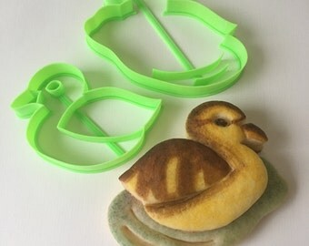Duckling Cookie Cutter Set