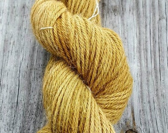 Hand-Dyed Alpaca Yarn - The Sands of Time