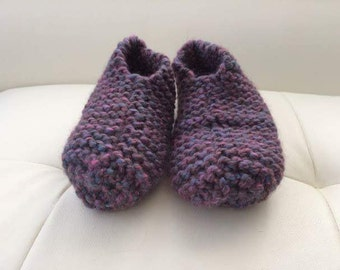 Knit House Slippers