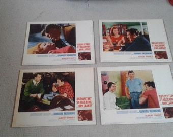 Saturday Night and Sunday Morning Lobby Cards