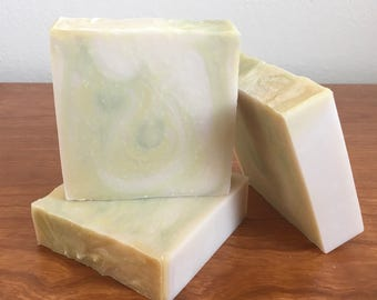 Pineapple Paradise Handmade Soap, Homemade, Cold Process, Moisturizing, Coconut Oil, Artisan Soap