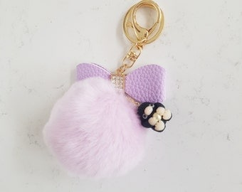 Cute Niffler Pompom Bag Charm