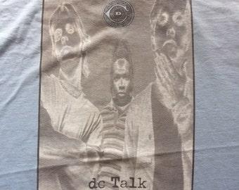Rare Vintage 1996 DC Talk Jesus Freak