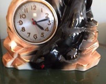 Black Panther Clock