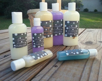 Bubble Bath / Travel Size / Sample Size / Gifts / Gifts for Her