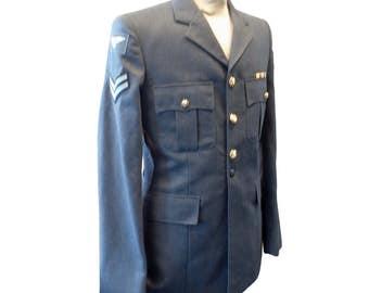 RAF Royal Air Force OA Man's No.1 Dress Uniform/Tunic/Jacket - British Army - E130