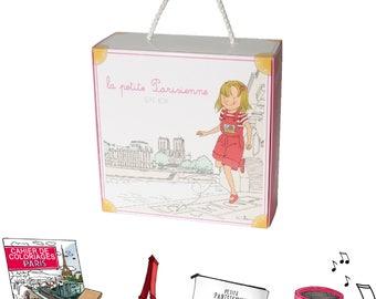 """Coffret cadeau """"La petite Parisienne"""""""
