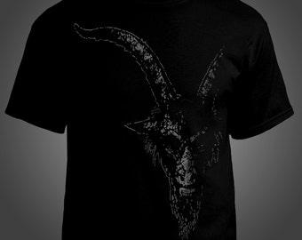 Baphomet Head Shirt