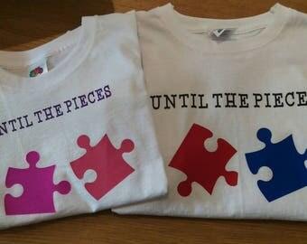 Childrens Autism, ADHD, aspergillosis, awareness tshirts