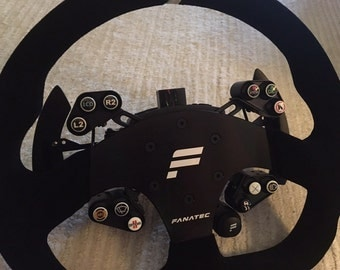 Fanatec Options Button ID's