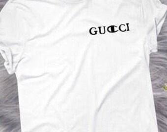 Gucci Champion Inspired T Shirt