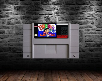 Bobby's World - Cleaning your Room was Never this much Fun - SNES - Unreleased