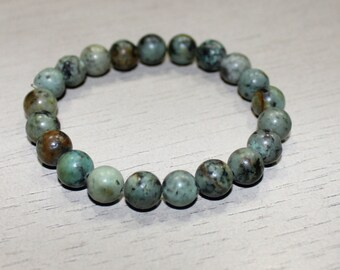 Simply African Turquoise