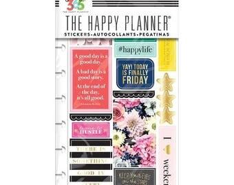 Happy Planner stickers- Happy Life