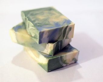 Blueberry Pie Soap