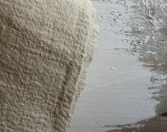 handwoven HEMP _ fabric by yard