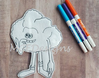 Troll coloring pages | Etsy