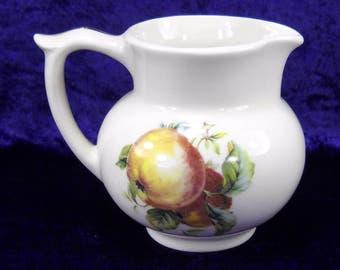 Vintage Quince Fruit Motif Pantry Parade Brand Creamer