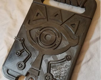 Legend of Zelda Breath of the Wild Sheikah Slate Cosplay Prop Kit