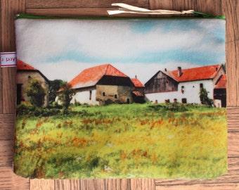 """album cover """"Farms Franche"""""""