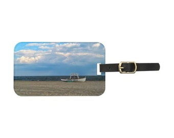 Cape May Luggage Tag