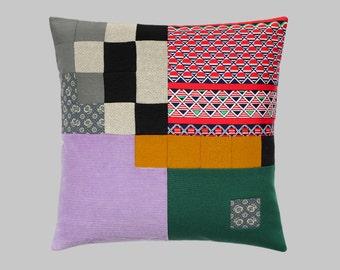 Patchwork Cushion cover / patchwork Cushion cover
