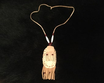 Ojibwe made Medicine Bag
