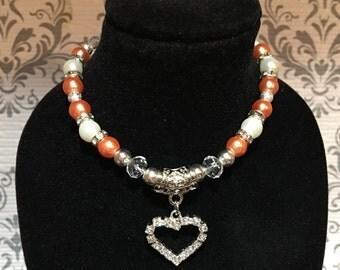 Heart collection (Orange Creme)