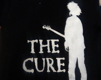 New The Cure T shirt  S to XXL - Morrisey,Smiths,Bauhaus