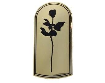Rose Hard Enamel Pin