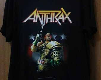 Anthrax - Judge Dredd