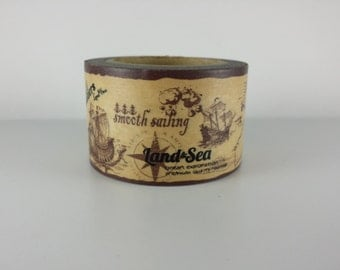 ShipBuilder Land & Sea Washi Tape