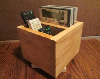 Rotating Remote holder