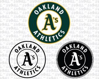 Oakland Athletics Etsy