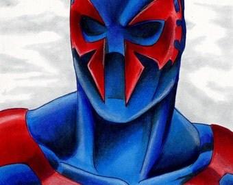 2099 Spiderman 5x7 Print