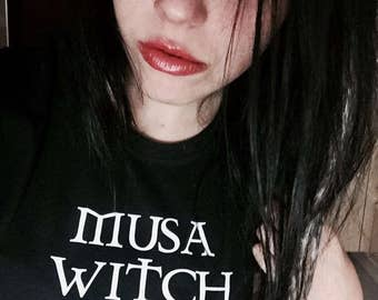 Musa Witch Project t-shirt SHOP